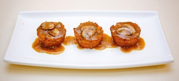 Sweet Potato Muffins / Sabrosas Copitas de Camote