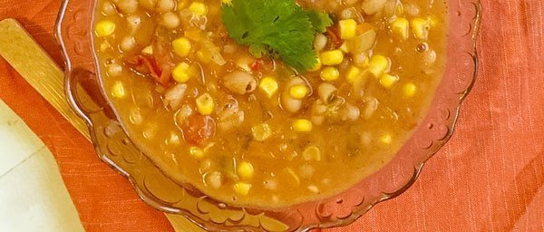 White Bean Vegan Chili recipe chili vegano